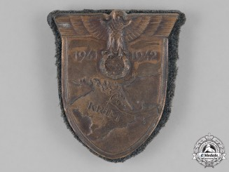 Germany, Wehrmacht. A Krim Campaign Shield