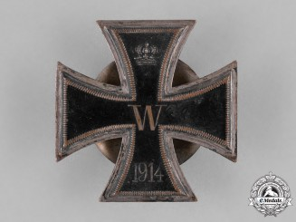 Germany, Imperial. A First Class 1914 Iron Cross