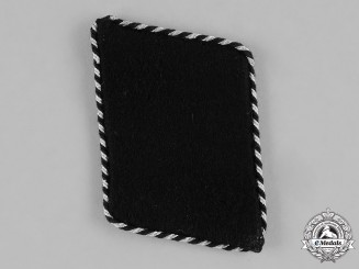 Germany, SS. An Allgemeine SS Mann Collar Tab