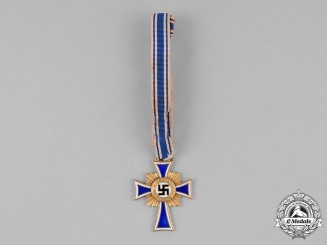 Gerany, Third Reich. An Honour Cross of the German Mother, First Class