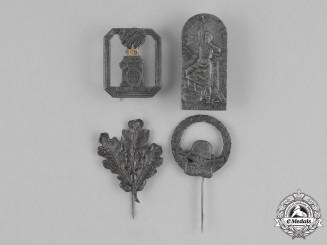 Austria, Imperial. A Group of First War Austro-Hungarian Pins