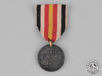 Prussia, Kingdom. A Commemorative Medal for the 1831 Neufchatel Campaign