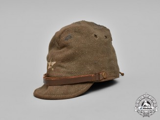 Japan, Empire. An Imperial Army Enlisted Man's Field Hat