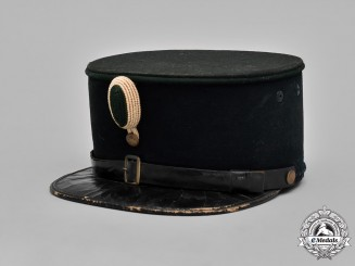 Netherlands, Kingdom. A Dutch Police Kepi by J.P. Mol