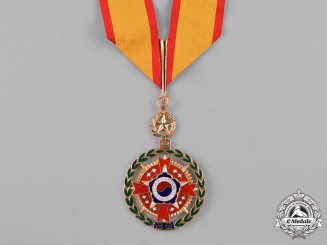 Korea, Republic. A Veterans Association, Ministry of Patriots and Veterans Affairs (KVA, MPVA) Award