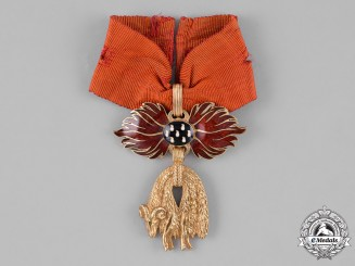 Austria, Imperial. An Order of the Golden Fleece in Gold, Field Decoration, c.1900