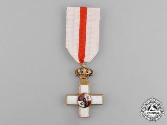 Spain, Kingdom. An Order of Military Merit, White Distinction, I Class Cross c.1880