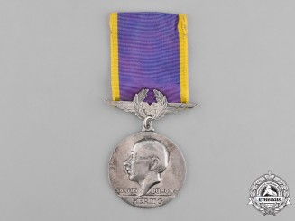 Brazil, Republic. A Santos Dumont Air Force Merit Medal