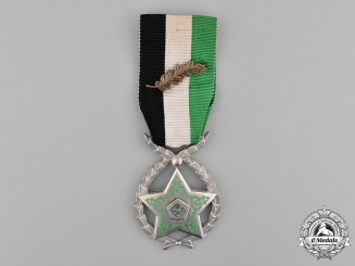 Syria, Republic. An Order of Devotion, II Class, c,1960