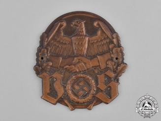 Germany, Third Reich. A Deutscher Siedlerbund (German Settlement Federation) Plaque