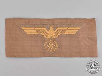 Germany, Kriegsmarine. A Kriegsmarine EM/NCO's Tropical Breast Eagle