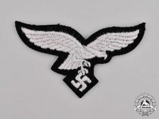 Germany, Luftwaffe. A Luftwaffe Breast Eagle for an EM/NCO of the 1st Fallschirm-Panzer Division Hermann Göring