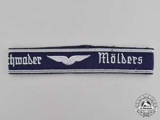 Germany, Federal Republic. A Geschwarder Mölders Cuff Title