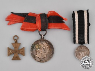 Germany, Imperial. A Lot of Miniature German Imperial Medals