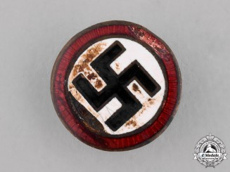 Germany, NSDAP. An Early Party Badge