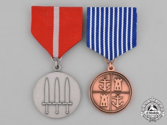 Norway, Kingdom. Two Medals & Decorations