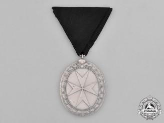 Austria. An Order of St John of Jerusalem, Silver Grade Medal