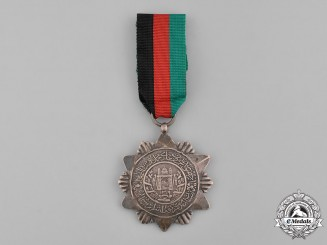 Afghanistan, Kingdom. An Officers' Star of Honour for the Campaign against Bachha-i-Saqqa