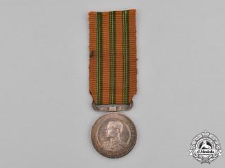 Thailand, Kingdom. A Rama VII Coronation Medal 1925, Silver Grade