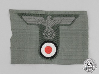 Germany. A Mint and Unissued Wehrmacht Heer (Army) Field Cap Insignia