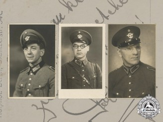 Germany, Ordnungspolizei. A Collection of German Police Photographs