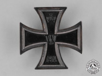 Germany, Imperial. A 1914 Iron Cross First Class by K.A.G.