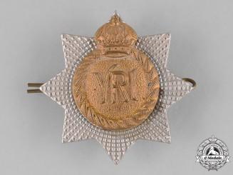 Canada. A Royal Canadian Regiment Cap Badge, by Tiptaft, c.1940
