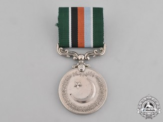 Pakistan, Republic. A Medal of Service