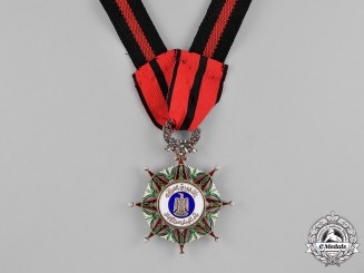 Iraq, Kingdom. An Order of the Two Rivers, III Class Commander, c.1930