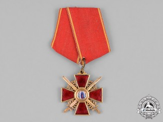 Russia (Imperial). An Order of St. Anne, III Class, c.1916