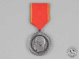 Russia, Imperial. A Medal for Blameless Police Service