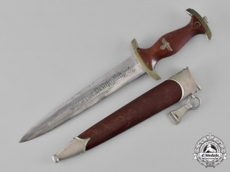 Germany, SA. A Model 1933 Dagger, by Perfectum