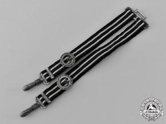 Germany, TENO. A Technische Nothilfe (Technical Emergency Help) Dagger Hanger