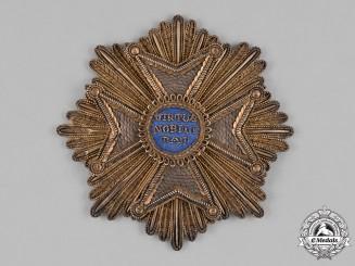 Netherlands, Kingdom. An Order of the Dutch Lion, I Class Grand Cross Star, c.1840