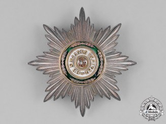 Russia, Imperial. An Order of St.Stanislas in Gold, I Class Grand Cross, by Itska Lozinsky, c.1900