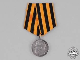 Russia, Imperial. A St. George Medal for Bravery, Fourth Class