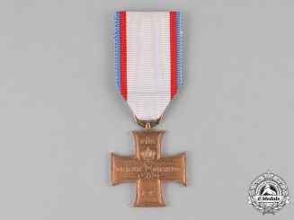 Schaumburg-Lippe, Principality. A 1914 Cross For War Merit