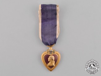 United States. Miniature Purple Heart