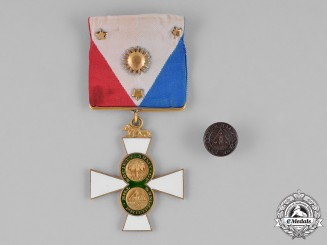 United States. A Society of the Army of the Philippines Membership Badge, c.1910