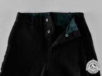 Germany, HJ. A Pair of HJ Riding Breeches