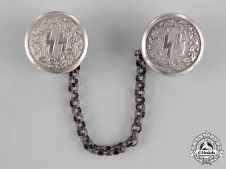 Germany, SS. A Cape Clasp by F.W. Assmann & Söhne