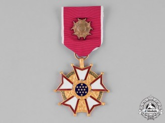 United States. A Legion of Merit, Officer Grade