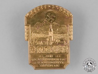 Germany, NSDAP. A Traunstein NSDAP Chapter Commemorative Badge