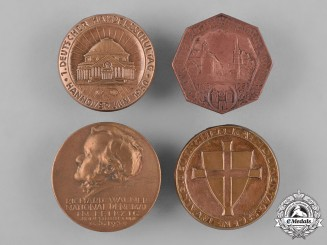 Germany, Weimar. A Lot of Weimar Period Commemorative Badges