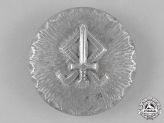 Germany, Third Reich. An Odal Rune Badge