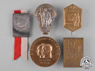 Austria, First Republic. A Lot of Commemorative Badges