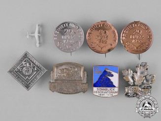 Germany, Third Reich. A Lot of Second War Commemorative Badges