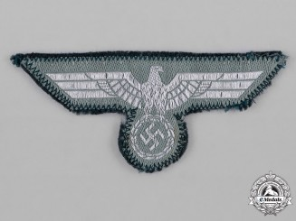 Germany, Heer. A German Heer EM/NCO's Cloth Insignia