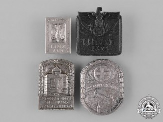 Germany, Weimar. A Lot of Inter-War German and Austrian Badges