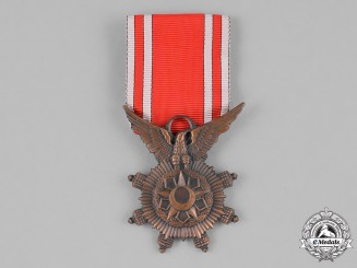 Syria, Republic. An Order of Military Merit, IV Class